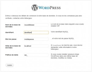 Installer WordPress en local avec XAMPP